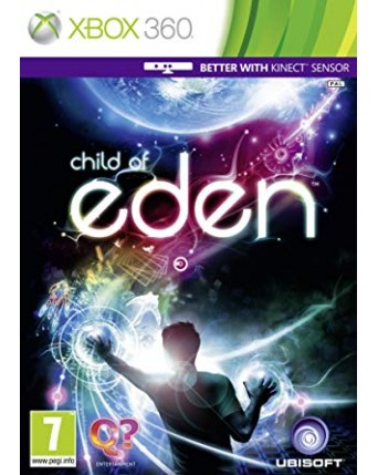 Child Of Eden Xbox 360 NAUDOTAS