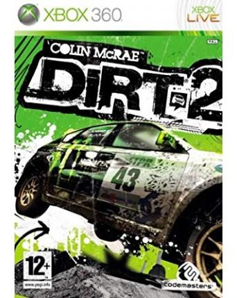 Colin Mcrae Dirt 2 Xbox 360 NAUDOTAS