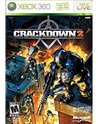 Crackdown 2 Xbox 360 NAUDOTAS