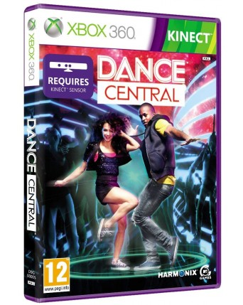 Dance Central Xbox 360 NAUDOTAS