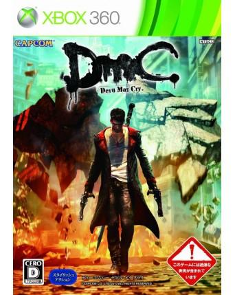 Devil May Cry Xbox 360 NAUDOTAS