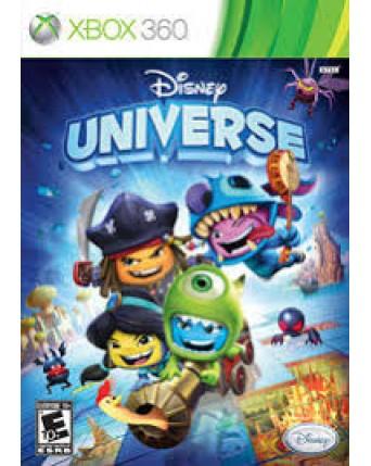 Disney Universe Xbox 360 NAUDOTAS
