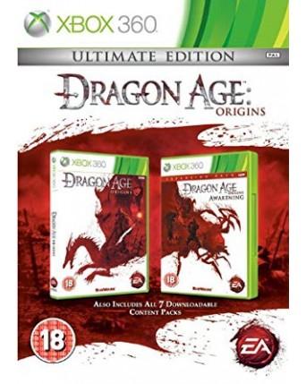 Dragon Age Origins Xbox 360 NAUDOTAS
