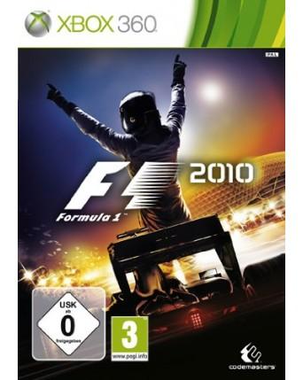 F1 2010 Xbox 360 NAUDOTAS