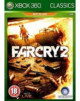 Far Cry 2 xbox 360 NAUDOTAS