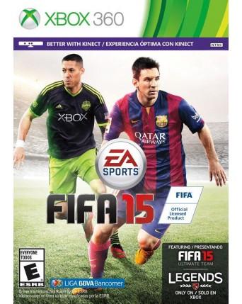 FIFA 15 XBOX 360 NAUDOTAS