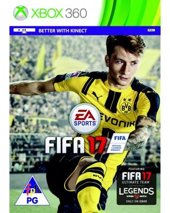 Fifa 17 Xbox 360 NAUDOTAS