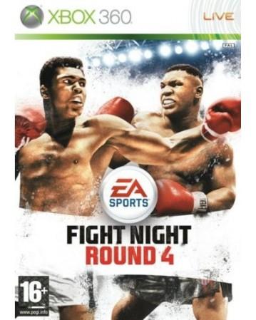 Fight Night Round 4 Xbox 360 NAUDOTAS