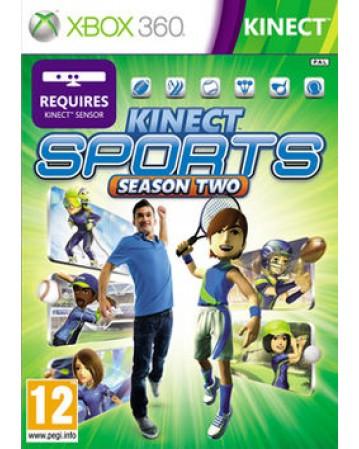 KINECT Sports Season Two Xbox 360 NAUDOTAS