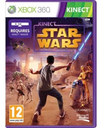 Kinect Star Wars Xbox 360 NAUDOTAS