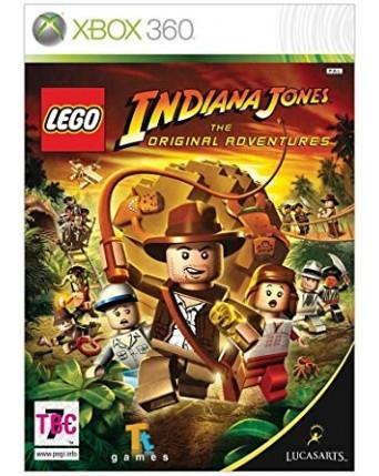 Lego Indiana Jones The Original Adventures Xbox 360 NAUDOTAS