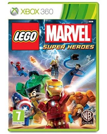 Lego Marvel Super Heroes Xbox 360 NAUDOTAS