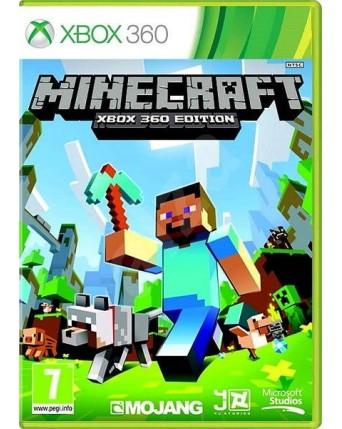 Minecraft Xbox 360 NAUDOTAS