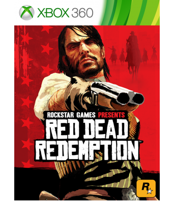 Red Dead Redemption Xbox 360 NAUDOTAS