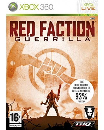 Red Faction Guerrilla Xbox 360 NAUDOTAS