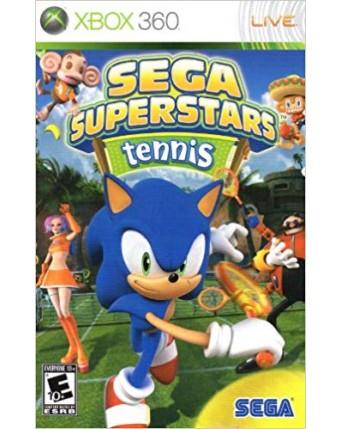 Sega Superstars Tennis Xbox 360 NAUDOTAS