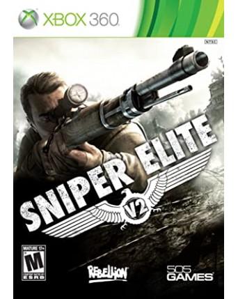 Sniper Elite v2 Xbox 360 NAUDOTAS