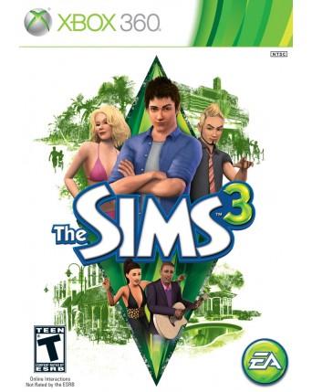 The Sims 3 Xbox 360 NAUDOTAS