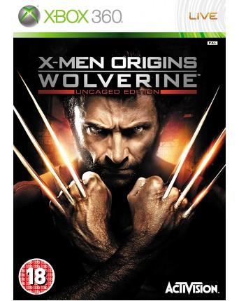 X-Men Origins Wolverine Xbox 360 NAUDOTAS