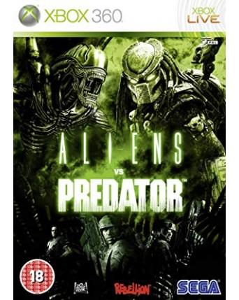 Aliens VS Predator Xbox 360 NAUDOTAS