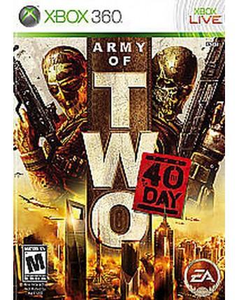 Army Of Two Xbox 360 NAUDOTAS