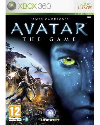 avatar the game xbox 360 NAUDOTAS