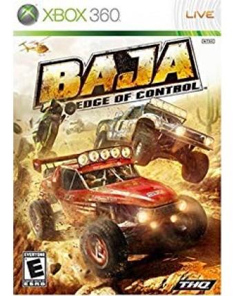 Baja Edge Of Control Xbox 360 NAUDOTAS
