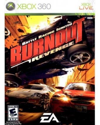 Burnout Revenge xbox 360 naudotas