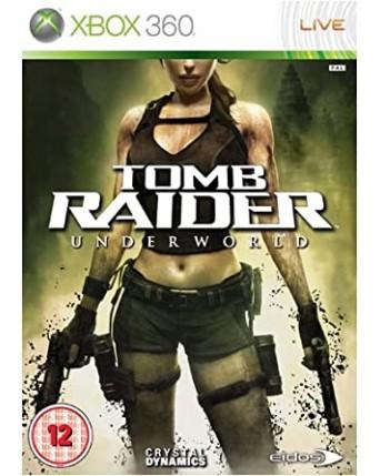 Tomb Raider Underworld Xbox 360 Naudotas
