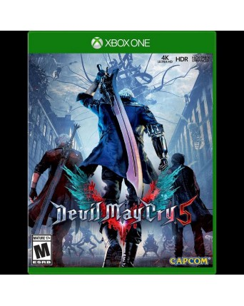 Devil May Cry 5 Xbox One NAUDOTAS