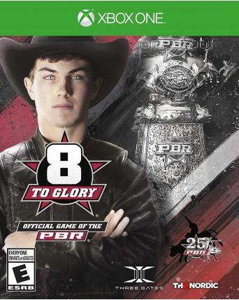 8 To Glory Xbox One NAUDOTAS