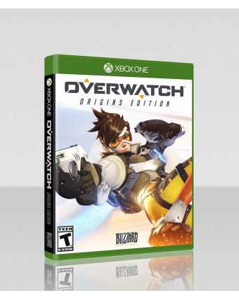 Overwatch Origins Edition Xbox one NAUDOTAS