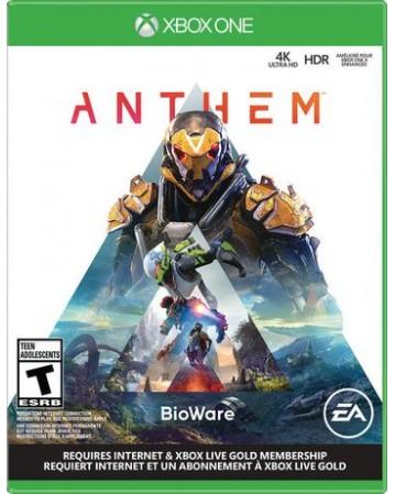 Anthem Xbox One NAUJAS