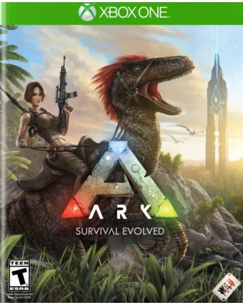 Ark Survival Evolved Xbox One NAUDOTAS