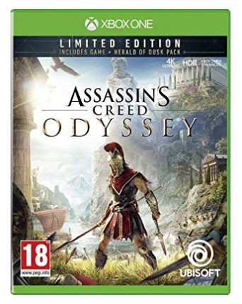 Assassins Creed Odysey Xbox One NAUJAS