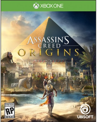 Assassins Creed Origins Xbox One NAUDOTAS