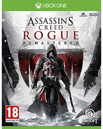Assassins Creed Rogue Remastered Xbox One NAUDOTAS