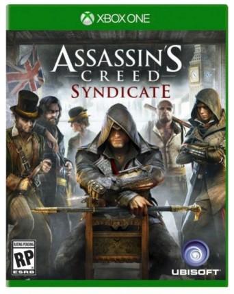 Assassins Creed Syndicate Xbox One NAUDOTAS