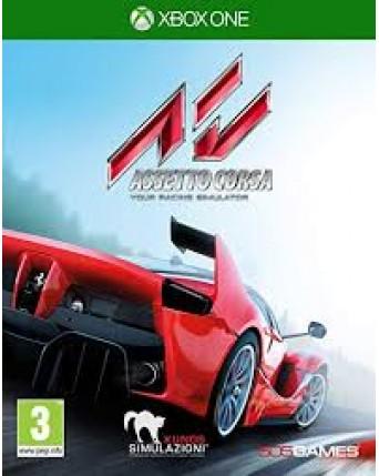 Assetto Corsa Xbox One NAUDOTAS
