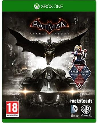 Batman Arkham Knight Xbox One NAUDOTAS