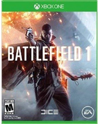 Battlefield 1 Xbox One NAUDOTAS