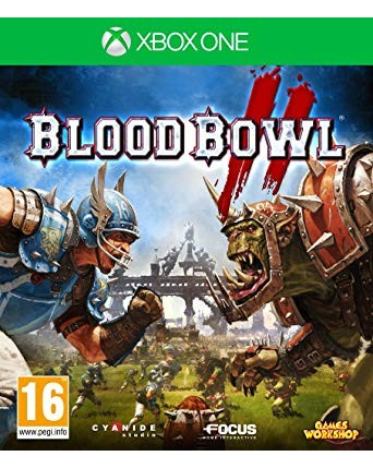 Blood Bowl Xbox One NAUDOTAS