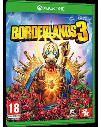 Bonderlands 3 Xbox One NAUJAS