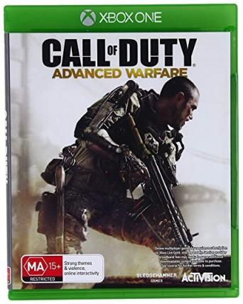 Call Of Duty Advanced Warfare Xbox One NAUDOTAS