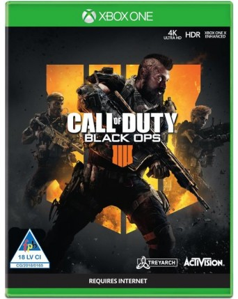 Call Of Duty Black Ops 4 Xbox One NAUDOTAS