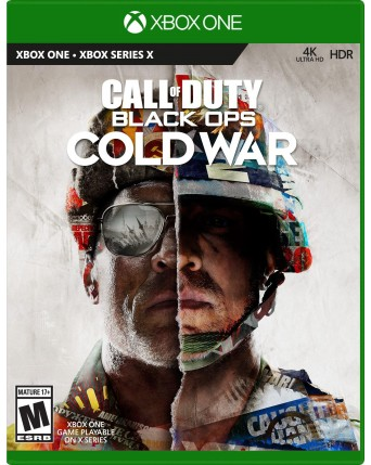 Call Of Duty Black Ops Cold War Xbox One NAUJAS