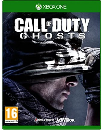 Call Of Duty Ghosts Xbox One NAUDOTAS