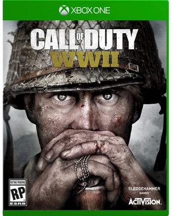 Call Of Duty WWII Xbox One NAUDOTAS