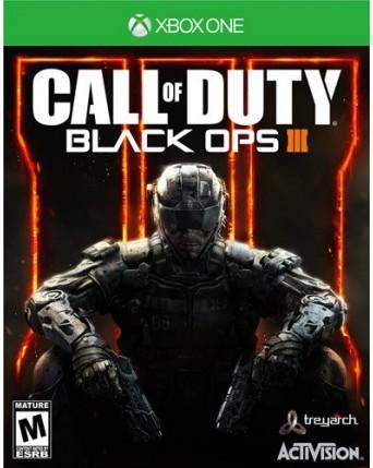 Call of Duty Black Ops III Xbox One NAUDOTAS
