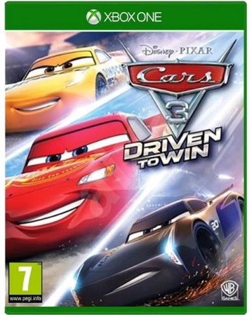 Cars 3 Driven To Win Xbox One NAUDOTAS